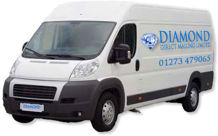 Professional Service from Diamond Direct Mailing Ltd